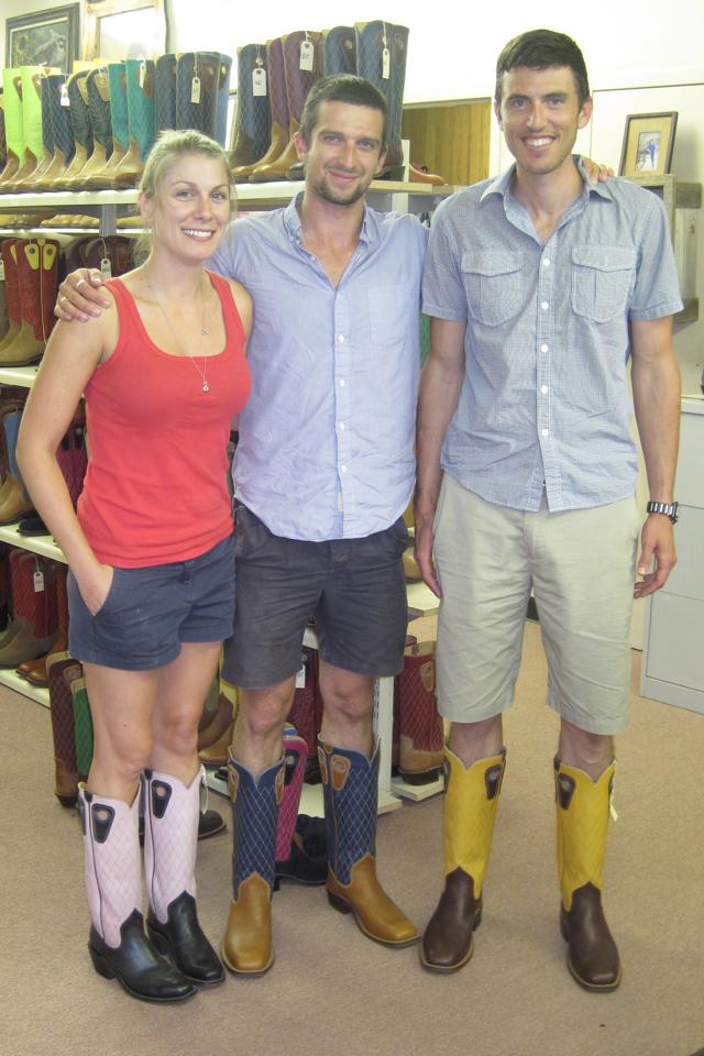 Beck Boots Amarillo Texas Goruck News