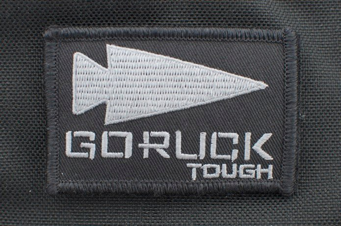 GORUCK Tough patch_arrowhead