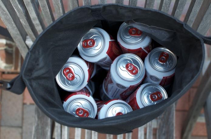 Liquid Brick Bag