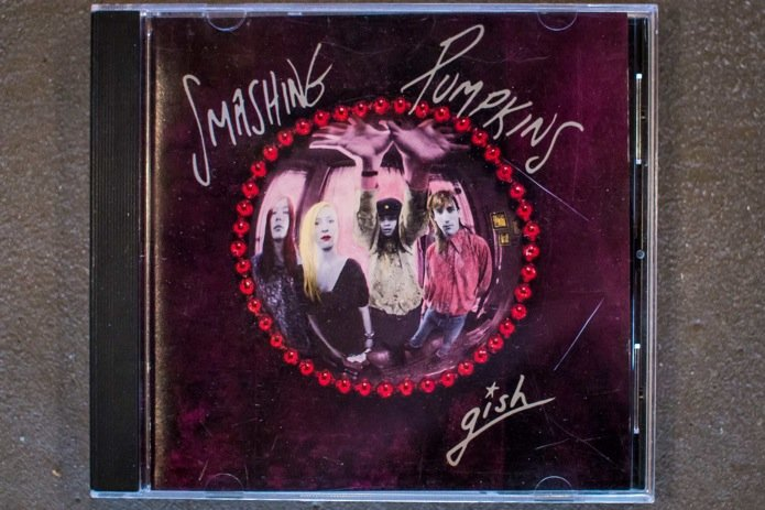Smashing Pumpkins_Gish Album Cover
