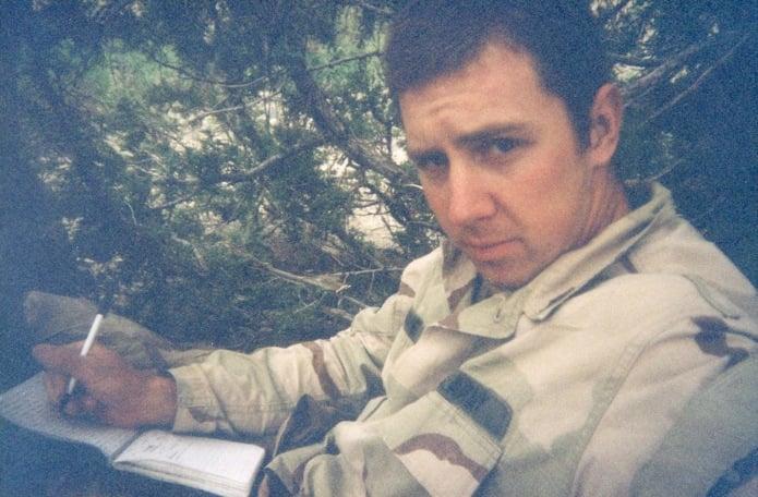 Cadre Tyler_Afghanistan