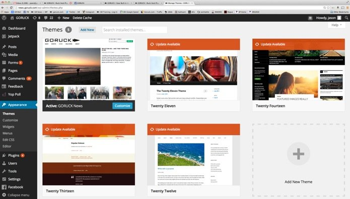 GORUCK News Blog_standardization_Wordpress