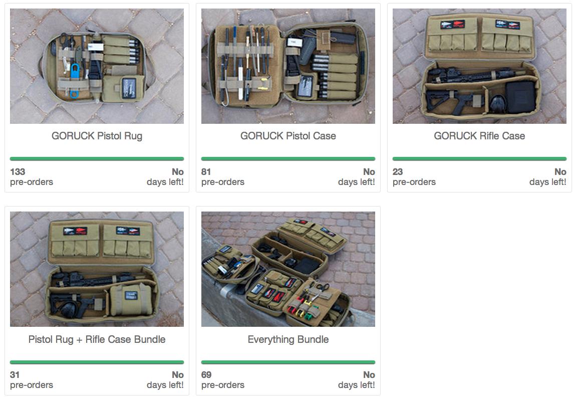 Preorder Firearms Gear Screen Shot