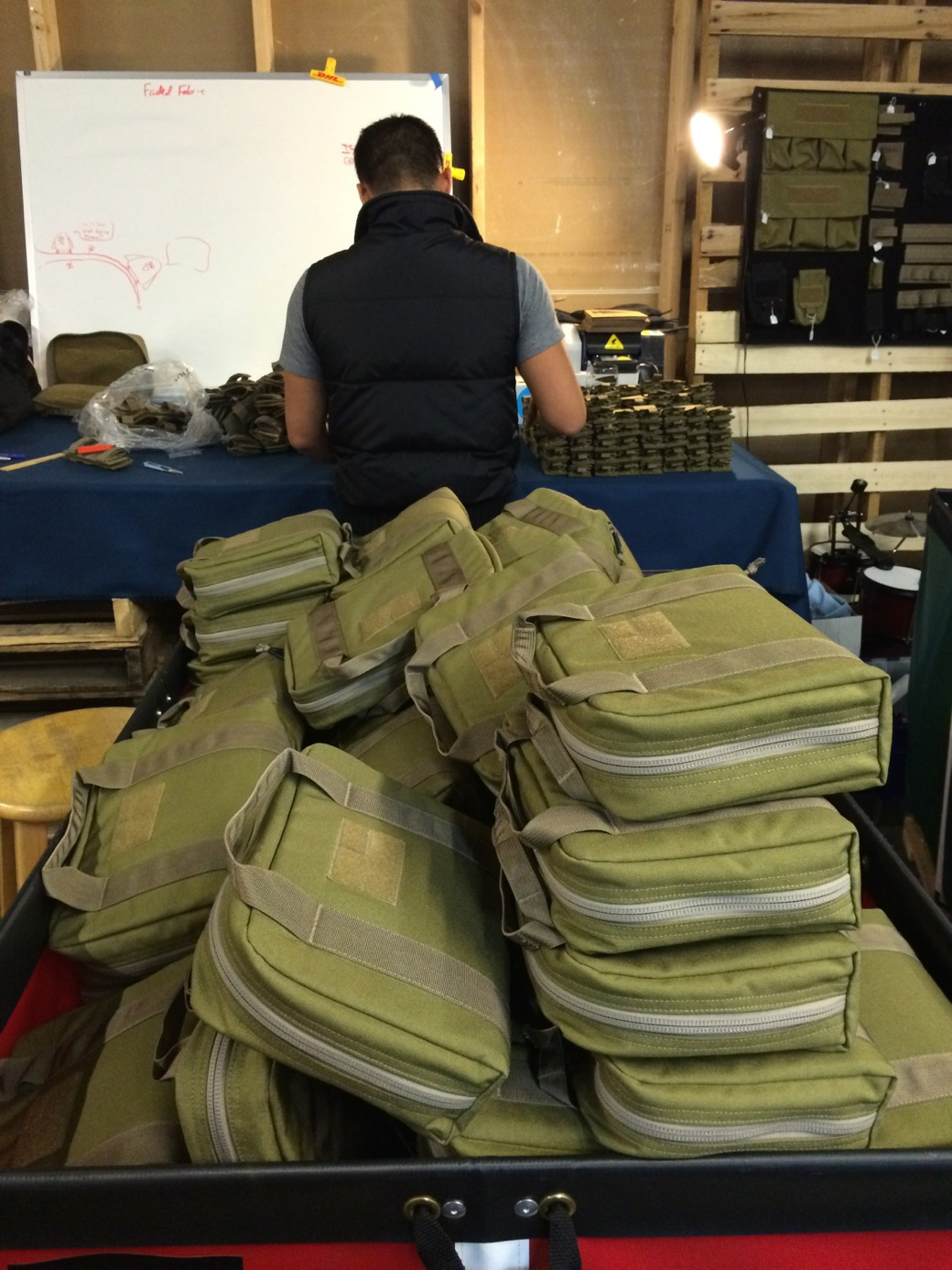 Firearms Gear_pre-order arrives in Seattle GORUCK Warehouse_06