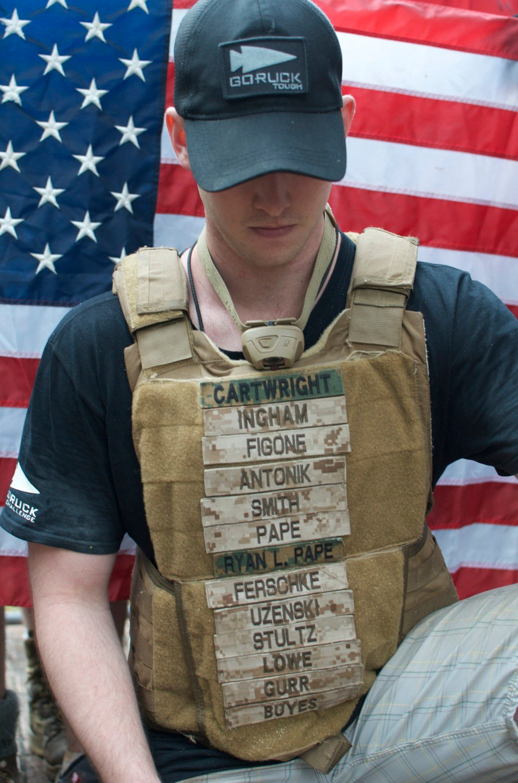 GORUCK Team Weight_Fallen Marines