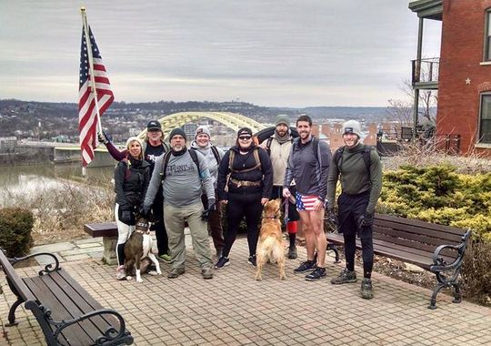 Cincinnati Enquirer_GORUCK Challenge_Light_rucking
