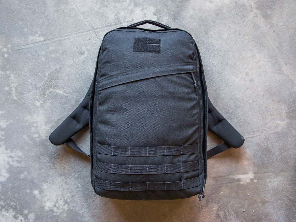 PRESS: GORUCK GR1 Review by WIRED - GORUCK News & Stories